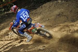 Mirko Spandre, il più veloce degli Junior italiani