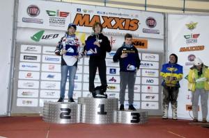 Pavoni, Verona e Macoritto sul podio